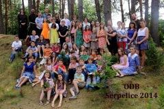 ODB Serpelice 2014 II turnus